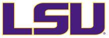 LSU Letters Logo